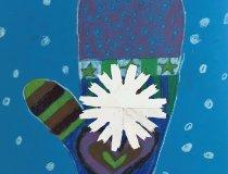 Schneeflocken fangen (2)