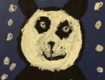 Pandas im Schneesturm (3)