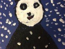 Pandas im Schneesturm (4)