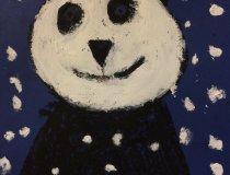 Pandas im Schneesturm (8)