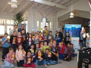 Übergabe Klassenlektüre Rotarier (13)