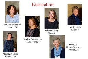 Klasslehrer 2019-20