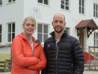 Schulleitung: Anita Sutor und Stefan Kienle
