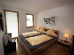 Ferienwohnung Oberstdorf Habich Schlafzimmer