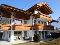 Ferienwohnung Oberstdorf Habich Hausansicht