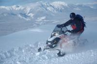 Schneemobiltouren