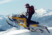 Revelstoke Schneemobiltouren