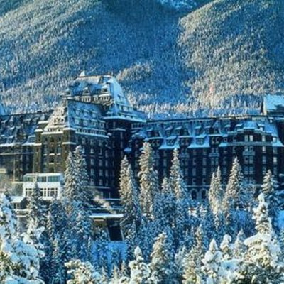Fairmont Banff Springs Hotel