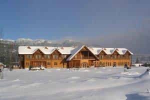 Glacier House Revelstoke