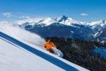 Skifahrer in Vail