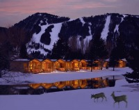 Rustic Inn at Jackson Hole