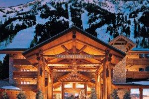 Snake River Lodge und Spa