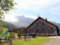 Alpe Sorg I von Mai - Oktober bewirtschaftet