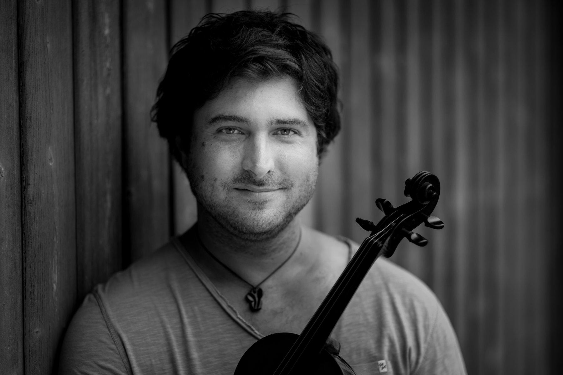 Markus Dinnebier bei Kultur am Berg