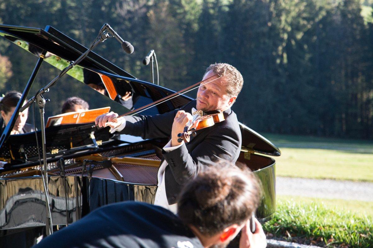 Kultur am Berg mit dem Panteleev-Duo