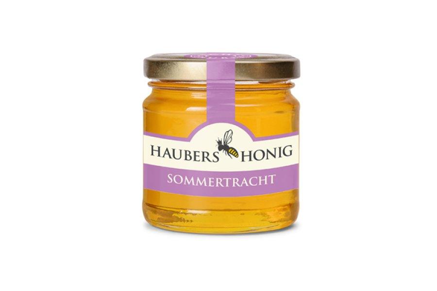 Sommertracht-Honig