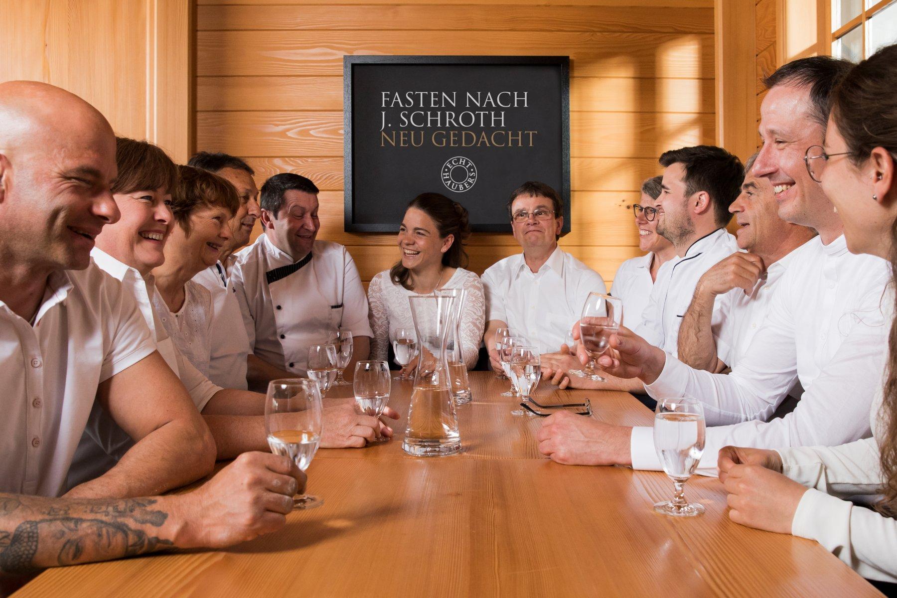Haubers Fasten-Team