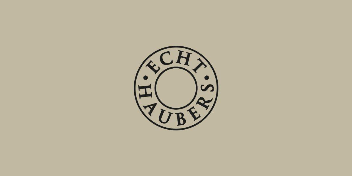 Echt-Haubers-Button