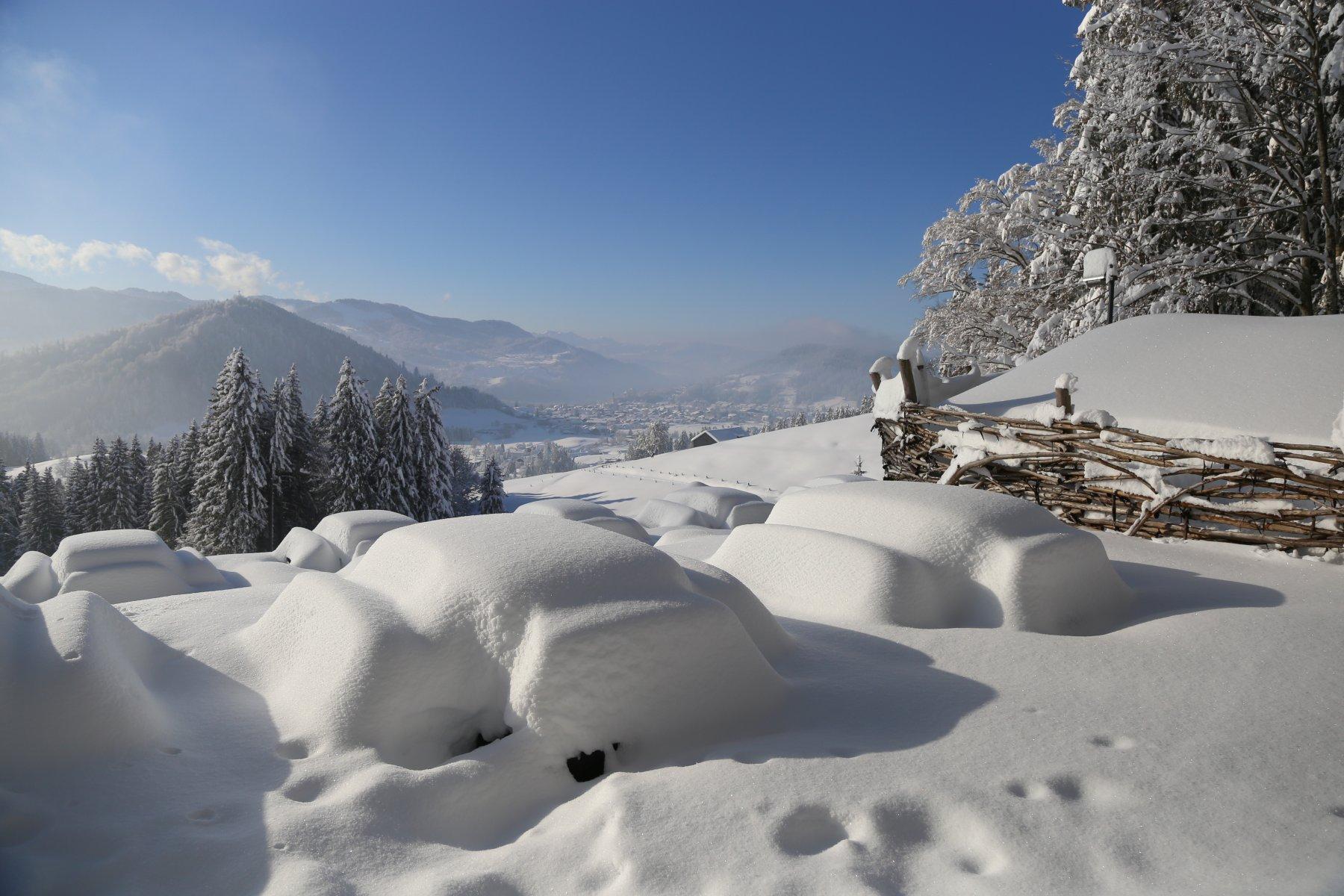 Winter am Schwalbennest