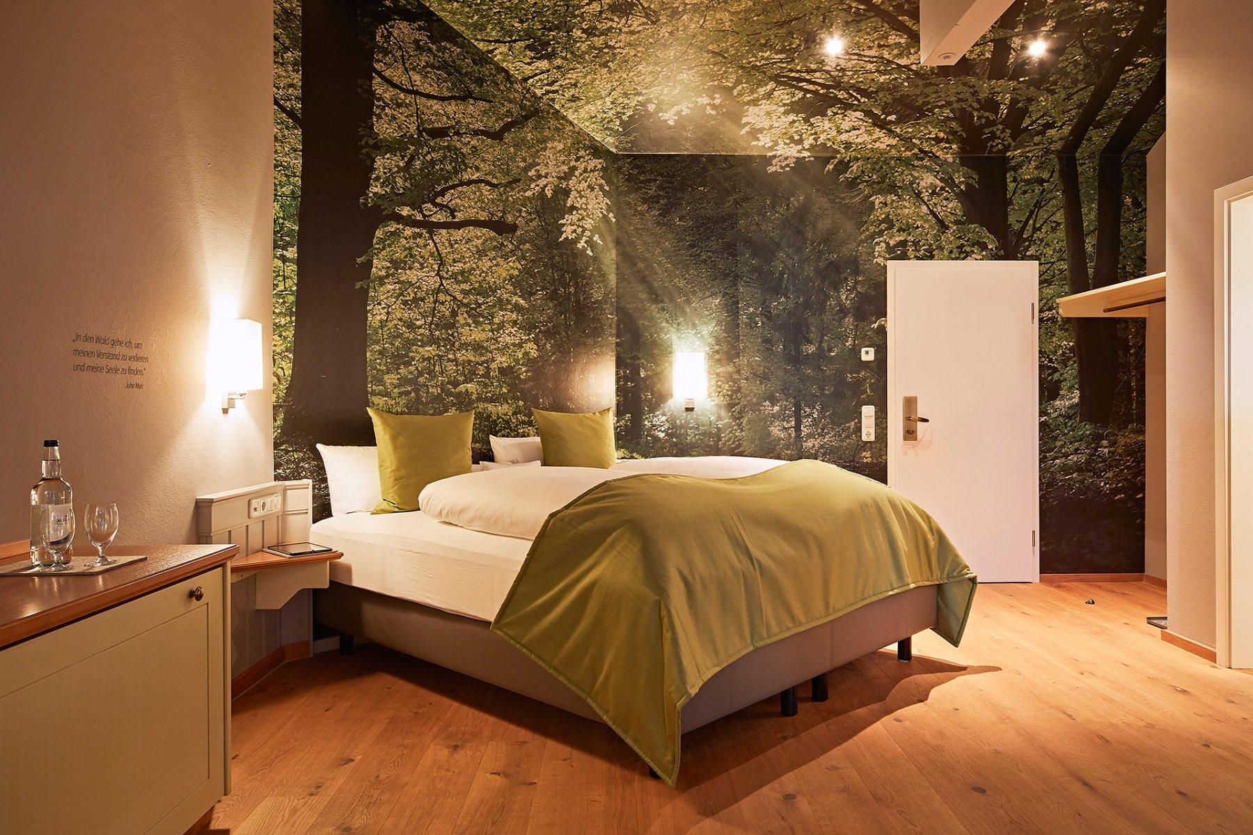 Bergwald Themenzimmer