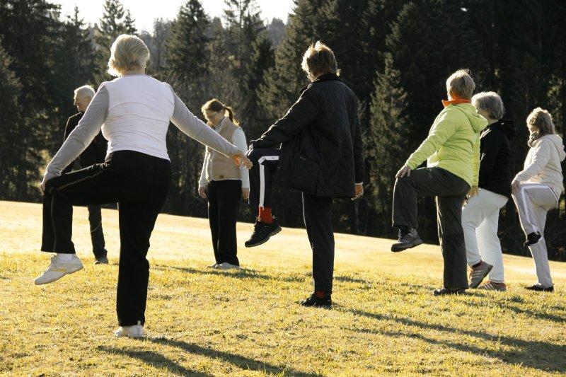 Yoga im Freien 2013