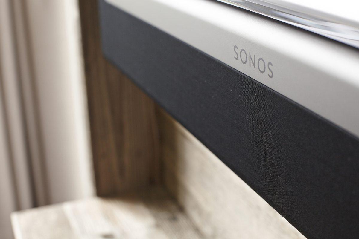 die neuen Themenzimmer verfügen über eine Sonos-Soundanlage