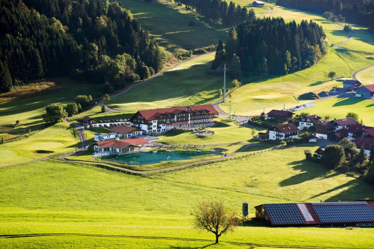 60 Hektar Naturresort, 2 Hotels mit 4 Sterne superior