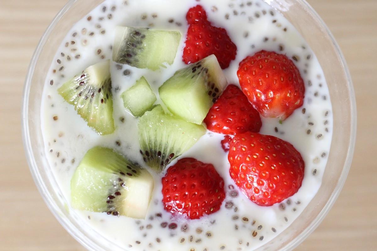 Chia-Pudding