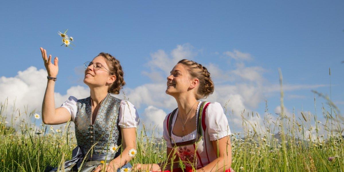 Tanja und Eva Hauber