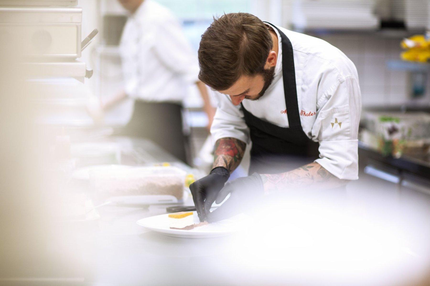Zubereitung Küche