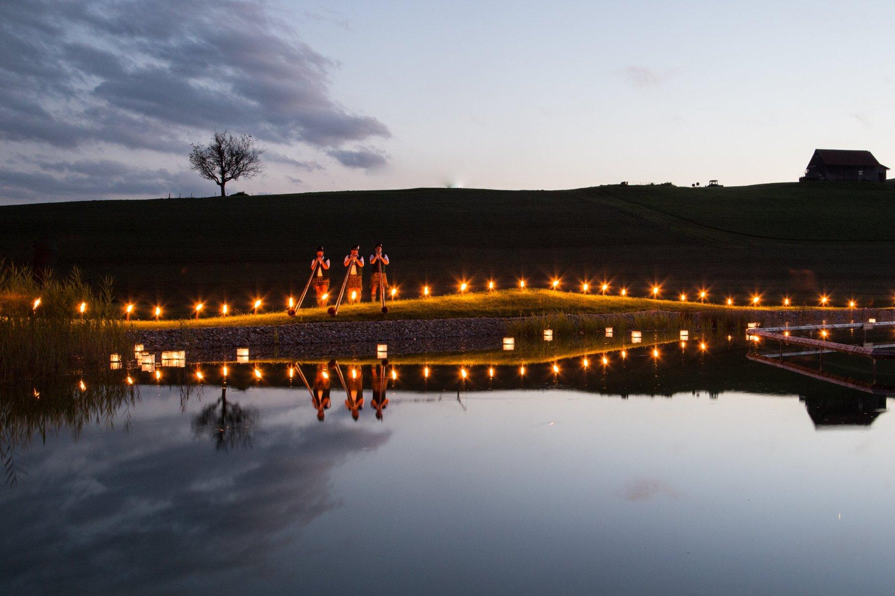 Aufgrund der großen Resonanz findet das Seefest dieses Jahr an drei Terminen statt: 21.06 | 20.07| 20.08