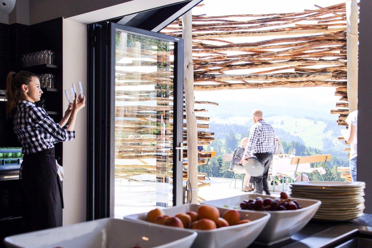 am 01.Juli feiern wir die Eröffnung des neuen Schwalbennestes auf 950 Höhenmetern