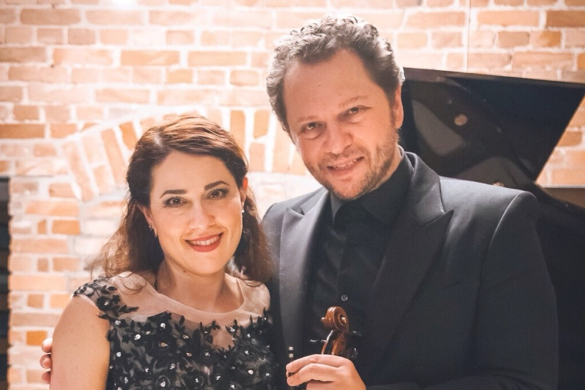 Lida und Martin Panteleev Ausschnitt