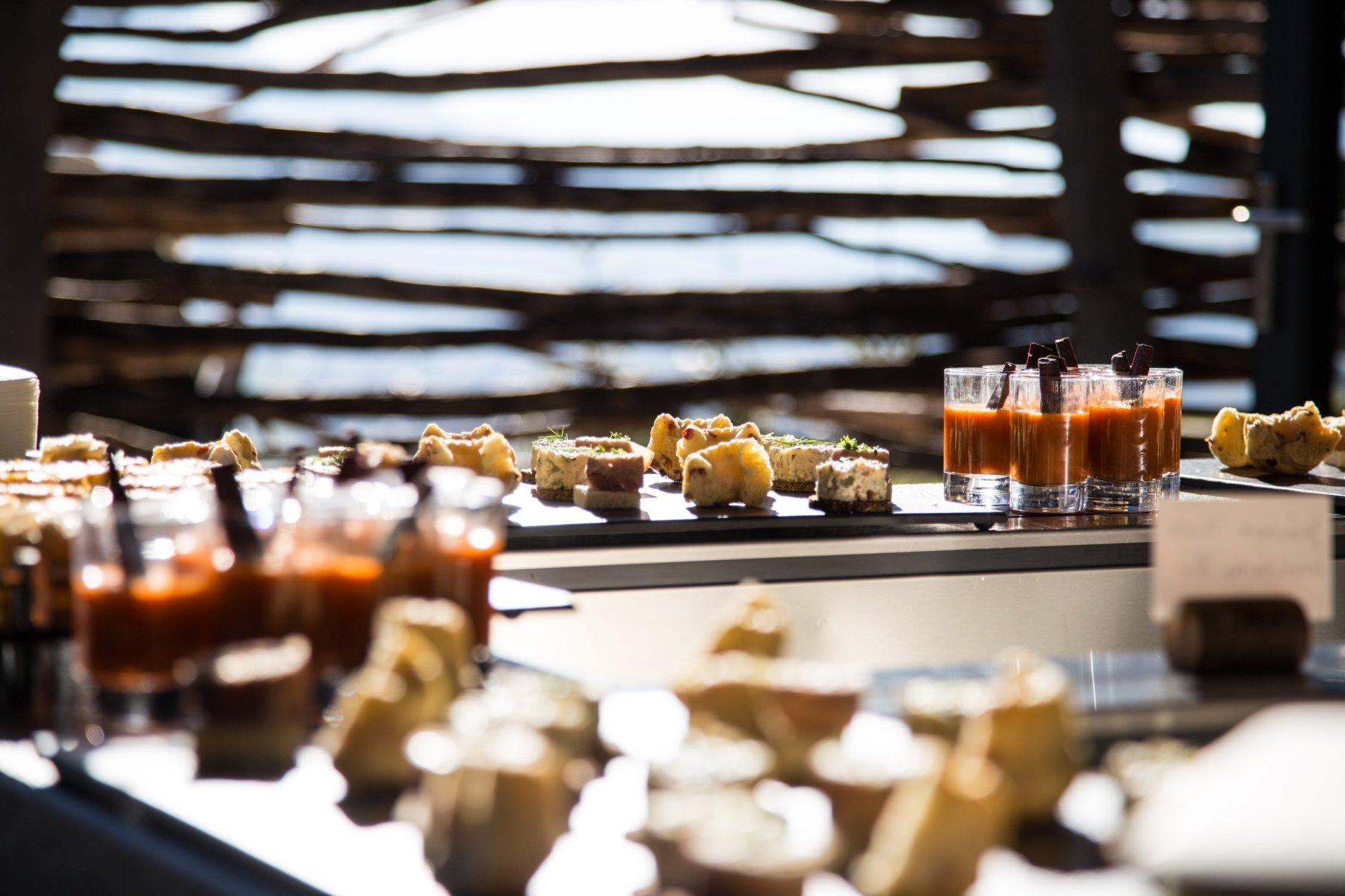 Kulinarischer Gaumengenuss bei Kultur am Berg