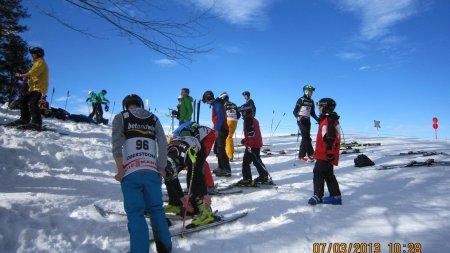 Schulmeisterschaften Ski-Alpin 2013 2