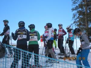Schulmeisterschaften Ski-Alpin