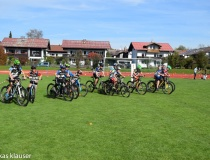 Start Duathlon Buben 2017