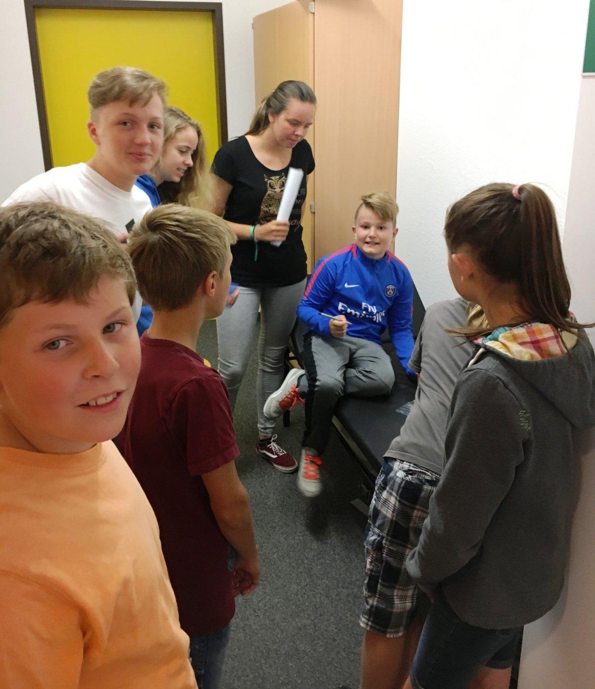 Memos / Unsere Schule (Mittelschule Oberstdorf)