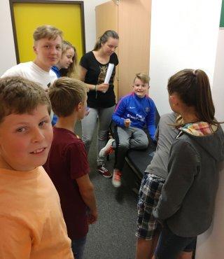 Sept. 2018 Schulhausrallye 1