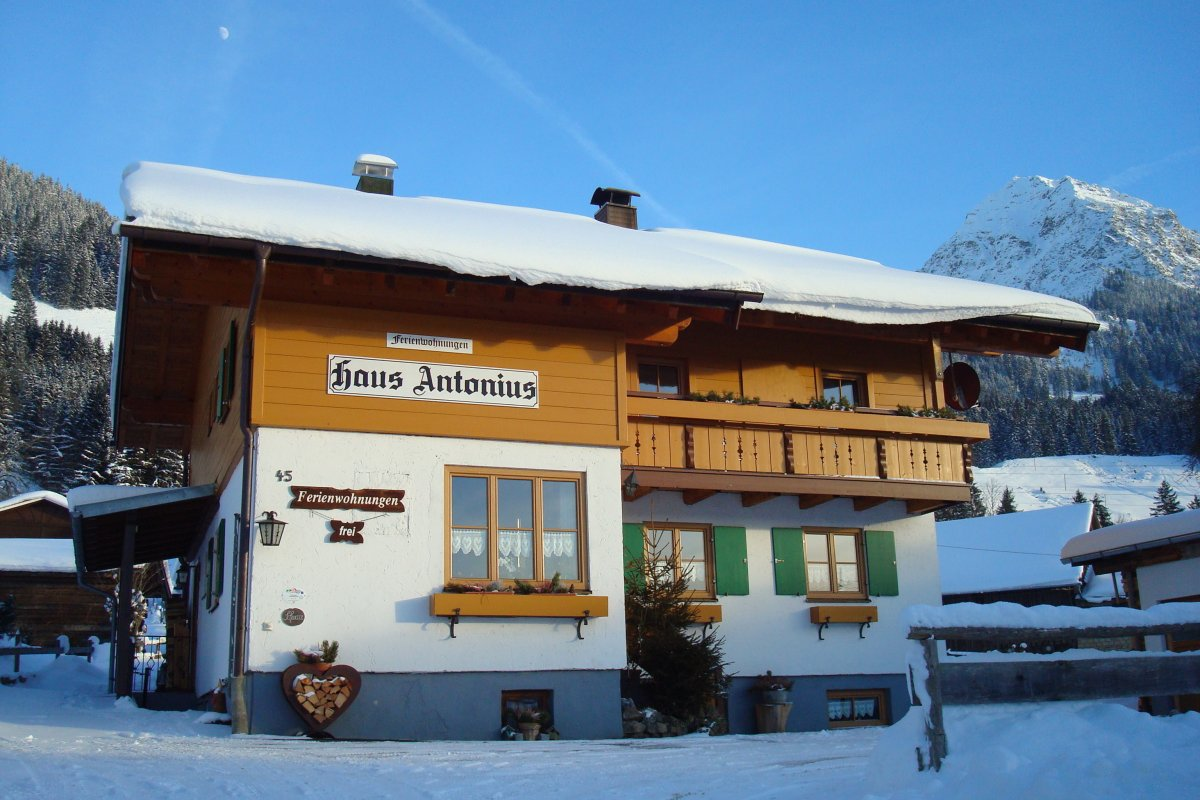 Haus Antonius 2 F✷✷✷ Winter 2016