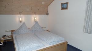 Ferienwohnung Ifenblick F✷✷✷ Schlafzimmer