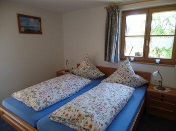 Ferienwohnung Rubihorn F✷✷✷ Schlafzimmer