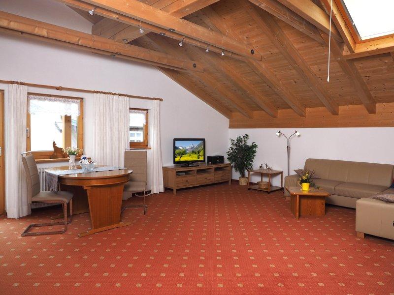 30 m² Wohntraum mit unbehandeltem Holzdachstuhl