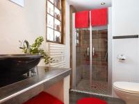 Hütte Badezimmer