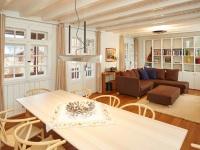 OG- Wohnzimmer mit Esstisch