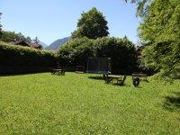 Garten Haus Castell
