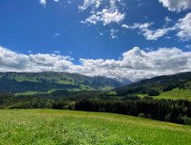 Osterberg Blick Walsertal