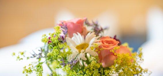 Detailfoto Blume