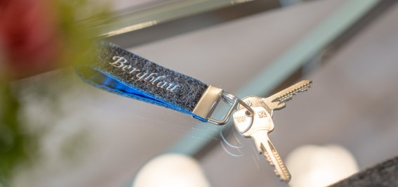 Detailfoto Schlüssel