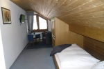 Einzelzimmer im Appartment